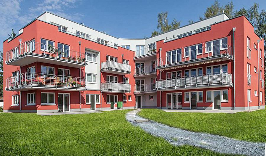 sch ner wohnen in weimar nord gartenstadt weimar. Black Bedroom Furniture Sets. Home Design Ideas